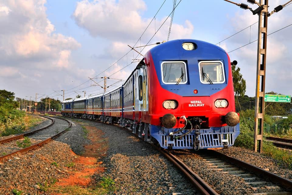 आज नेपाली रेल जनकपुर आउँदै, यस्तो छ रेल (फोटोफिचर)
