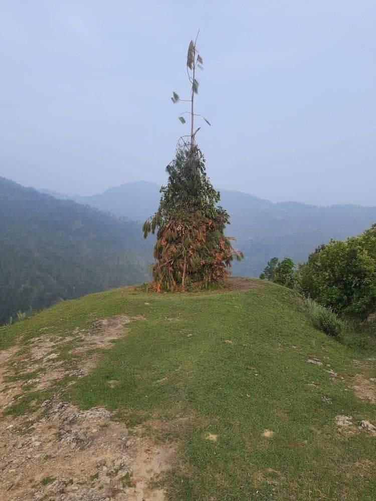 आज सुदूरपश्चिमका पहाडी जिल्लामा  'बूढी पोल्ने' चलन