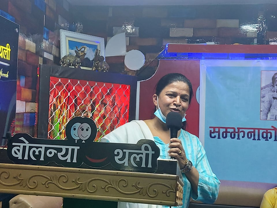 'एमसीसी अनुमोदन भए मुलुकको सार्वभौमिकता गर्ल्याम्म ढल्न सक्छ' : मन्त्री जोशी