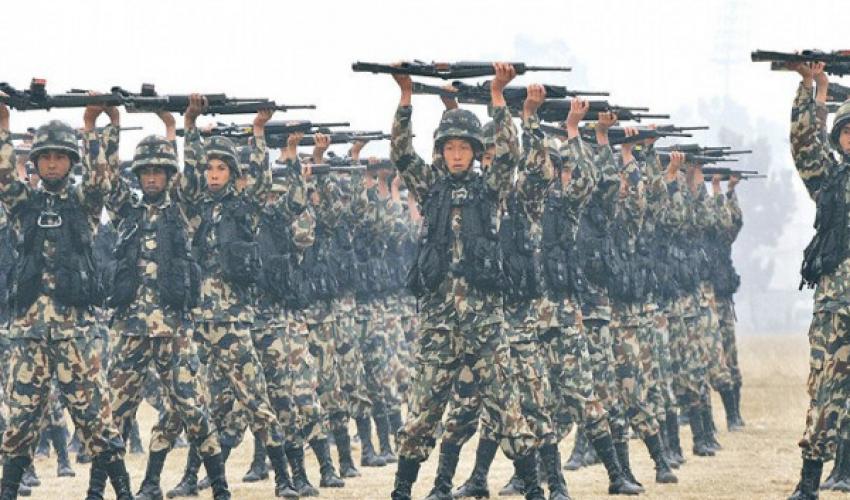 धेरै शान्ति सैनिक पठाउने मुलुकको सूचीमा नेपाल तेस्रो