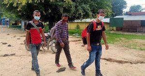 भारत फर्कनेको ताँती