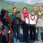 पश्चिम सेती जलविद्युत आयोजना अध्ययनका लागि बीज्ञहरुको टोली डोटीमा